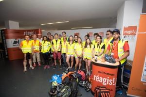 ING Night Marathon 2018 Luxembourg / Depart / Photo: Blum Laurent